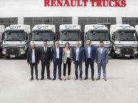 ITT Lojistik filosuna 12 adet Renault Trucks