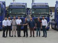 Oraklar Lojistik, filosunu Volvo Trucks ile güçlendiriyor