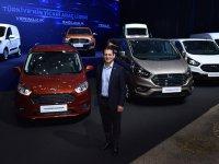 Yenilenen Ford ticari ailesi
