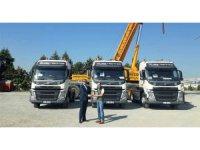 Volvo Trucks teslimatlara devam ediyor