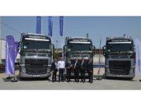 Volvo Trucks'dan yeni teslimat