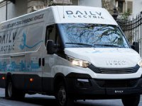 """Iveco araçları """"en sürdürülebilir"""" seçildi"""