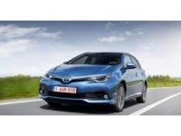 Hibrit Pazarının En Gözde Modeli Auris Hybrid