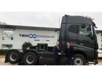 Güçlü Vinç, alanının en güçlüsü Volvo Trucks