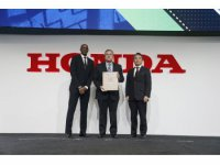 Goodyear'a Honda'dan Ödül