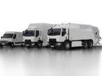 Renault Trucks Z.E.ürün serisi