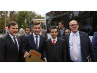 Anadolu Isuzu'nun İhracattaki başarısı