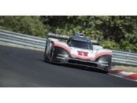 Porsche, Michelin lastik ile rekor yaptı