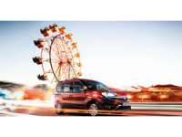 Fiat Doblo'ya 5 Bin TL peşinatla sahip olma fırsatı
