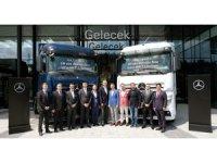 Mercedes-Benz, Gelecek Otomotiv'den teslimat