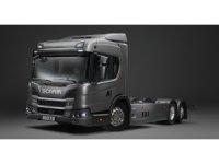 Scania IAA'da Hibrit modelini tanıtacak