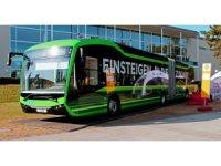 Bozankaya, SILEO S18 Elektrikli otobüsüyle IAA fuarında