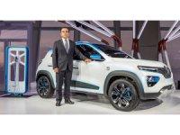 Renault'un yeni K-ZE Elektrikli aracı