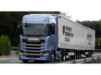 Ankara Lojistik Zirvesi sponsoru Scania oldu