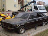 Trabzon'da hurda araçlar kaldırılacak