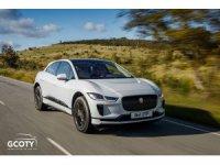 Almanya'da yılın otomobili Jaguar I-PACE oldu