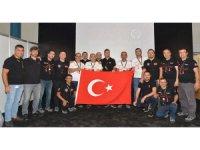 Renault etkinliğinde Türk ekipler ödüllere doymadı