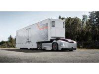 Vera otonom araç Volvo Trucks