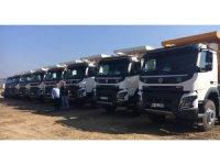 Volvo Trucks'tan,  Güvensoy'a teslimat