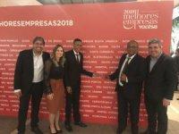 Kordsa'ya Brezilya'dan en tercih edilen iş veren ödülü