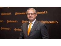 Continental yeni Genel müdürü