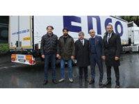 Enco, ''Koluman ile iş birliğimiz güçlendi''