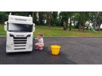 Akülü Scania'ya rehavet çok fazla
