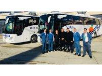 Mercedes Conecto, Tourismo teslimatları