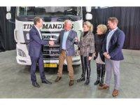 DAF Trucks'tan Electic kamyon teslimatı geldi