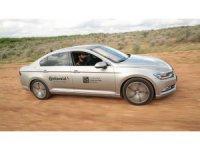 Continental sürücüz aracıyla lastiklerini test ediyor