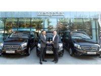Mercedes-Benz Türk'ten yeni teslimat