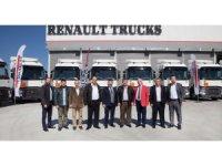 Sevnak Lojistik 14 adet Renault Trucks aldı