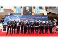 Otomotiv endüstri fuarı kapılarını açtı
