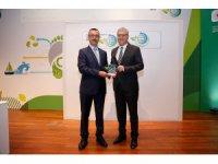 Shell & Turcas'ın yeşil projesi ödül aldı