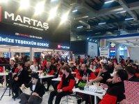 Martaş Otomotiv Automechanika Fuarına katıldı