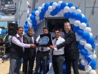 Samko otomotiv Antalya tesis açılışı