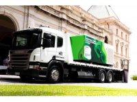 Atık Plastikten Biyoyakıt üretimine Scania desteği