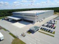 Krone fabrikasının kapılarını açtı
