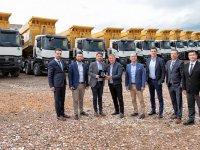 Renault Trucks'tan K serisi teslimatı