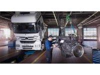 Mercedes-Benz yeni motor hizmeti