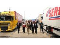 BSEC ilk kez sınır kapısında toplandı