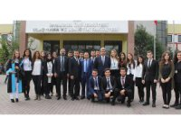 UND ve İstanbul Üniversitesi konferansı