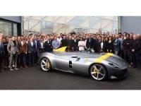 Ferrari bu kez ödülde rekor kırdı