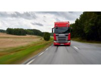 Scania üçüncü kez ödülün sahibi