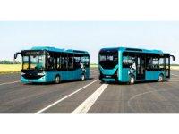 Karsan'dan bir yılda iki elektrikli araç