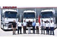 Renault Trucks T Global Ekspres'i taşıyacak