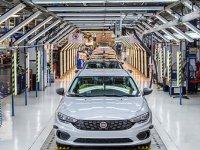6 milyonuncu araç Fiat Egea Sedan oldu