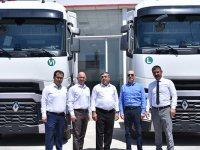 Renault Trucks, Mersin'de Hız Kesmiyor