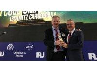 Schmitz Cargobull Rusya'dan ödülle döndü