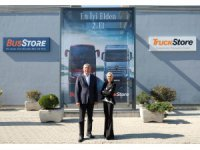 10 yılda yirmi bin adet kamyon ve otobüs sattı